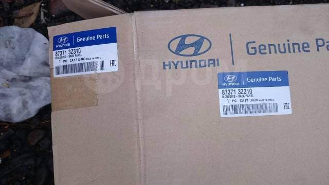 Накладка крышки багажника. Hyundai i40, VF Двигатели: D4FD, G4FD, G4NC