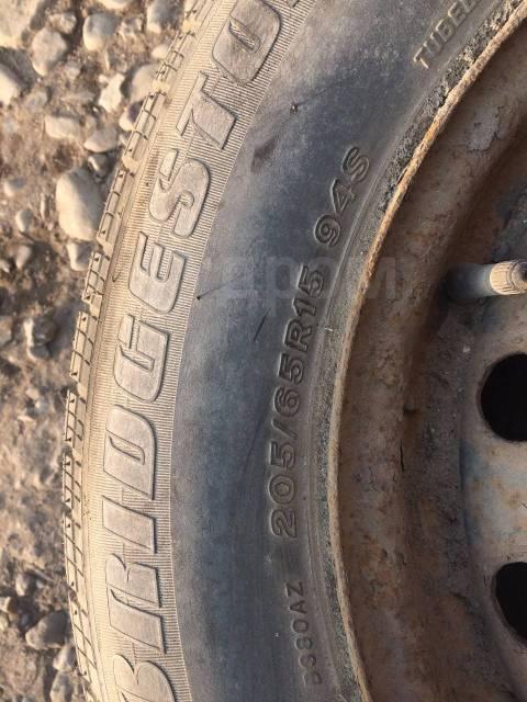 """Колесо шина 205/65r15. x15"""" 5x114.30"""