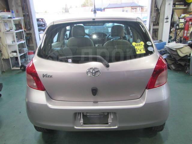 Toyota Vitz. NCP95, 2NZFE