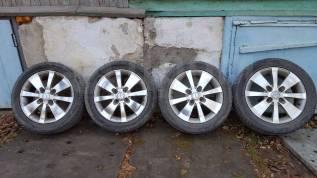 "Продам колеса летние r16. 5.0x50"" 4x114.30 ET20 ЦО 60,0мм."