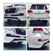 Обвес кузова аэродинамический. Toyota Land Cruiser, UZJ200, UZJ200W Toyota Urban Cruiser. Под заказ