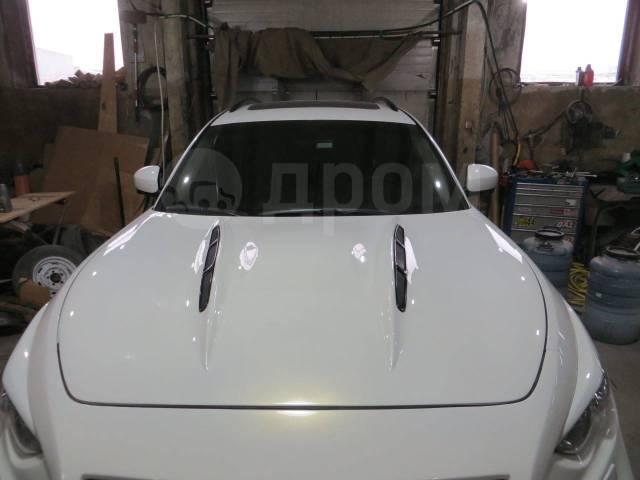 Капот. Infiniti FX35, S50, S51 Porsche Cayenne