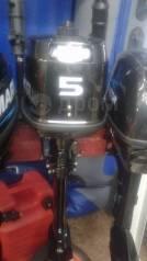 Gladiator. 5,00л.с., 2-тактный, бензиновый, нога S (381 мм), 2017 год год