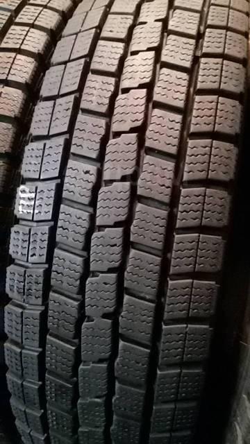 Dunlop DSV-01. Зимние, без шипов, 2012 год, 5%, 4 шт