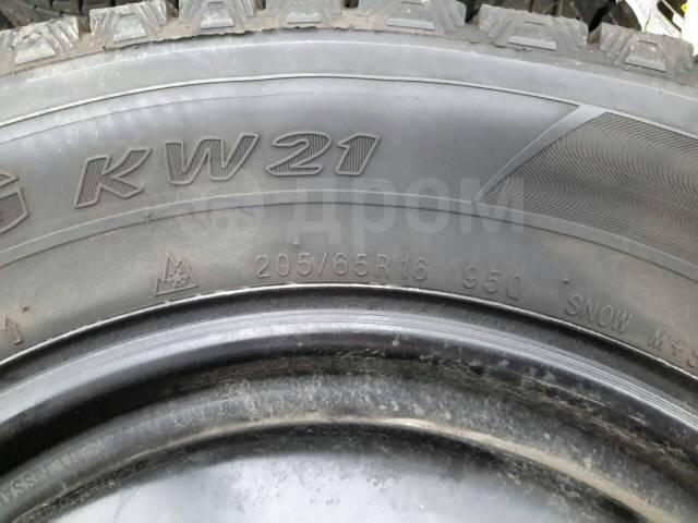 Marshal Ice King KW21. Зимние, без шипов, 2010 год, 5%, 4 шт