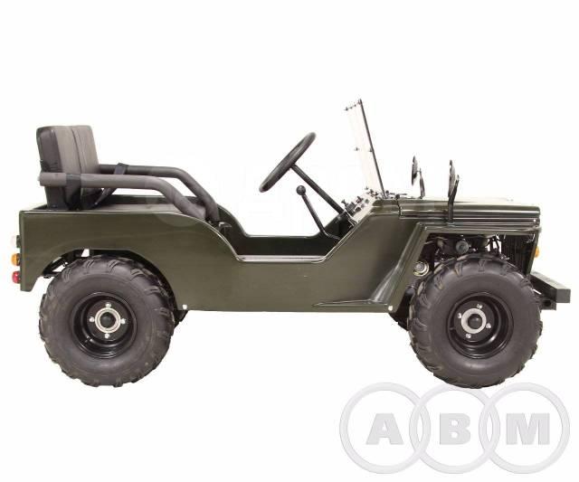 Миниджип ABM Willys 110. Под заказ