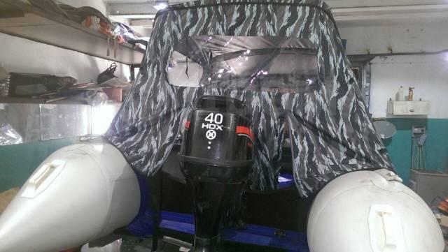 Solar 420. 2012 год год, длина 4,20м., двигатель подвесной, 40,00л.с., бензин