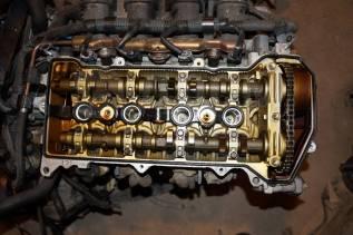 Двигатель в сборе. Toyota Caldina Двигатель 1ZZFE