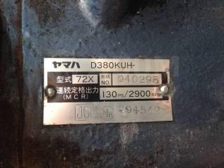 Yamaha. 130,00л.с., 4-тактный, дизельный, 1995 год год
