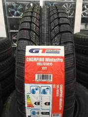 GT Radial Champiro WinterPro. Зимние, 2017 год, без износа, 4 шт