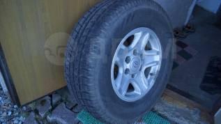 "Комплект колес Toyo Observe 265/70 R16 M+S. x16"" 6x139.70 ET15"