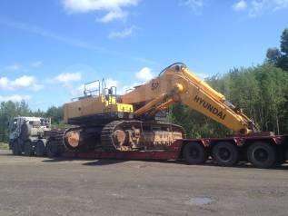Услуги Трала до 75 тонн перевозки негабарита