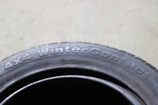 Continental Conti4x4WinterContact. Зимние, без шипов, 50%, 4 шт