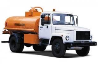 АТЗ Т-4. 4389GY ГАЗ-33098 (4,9 м3; 2 отс. ; СЦЛ-01А-Т, АТЗ). Под заказ
