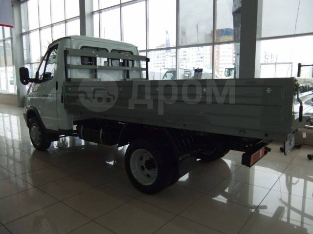 ГАЗ ГАЗель Бизнес. ГАЗель Бизнес бортовая платформа, 2 800куб. см., 1 500кг.