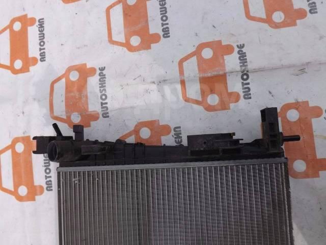 Радиатор ДВС Renault Logan 2