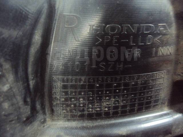 Подкрылок. Honda Life, JC1, JC2