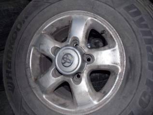 """Toyota. x16"""", 5x139.70"""
