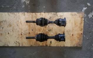 Привод, полуось. Nissan Terrano Двигатели: TD27T, TD27TI