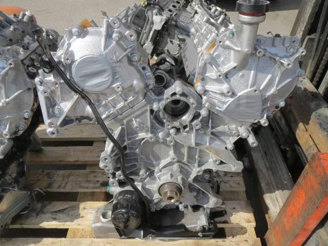 Двигатель в сборе. Infiniti: FX30d, M25, QX70, M37, M56, FX50, M45, M35, QX50, Q70, EX35, FX35, EX37, EX25, FX37 Nissan Pathfinder, R51M Nissan Navara...