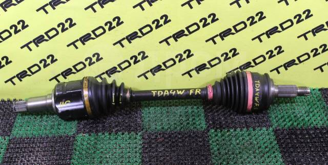Привод, полуось. Suzuki Escudo, TA74W, TD54W, TD94W, TDA4W, TDB4W Suzuki Grand Vitara, JT Двигатели: H27A, J20A, J24B, M16A, N32A