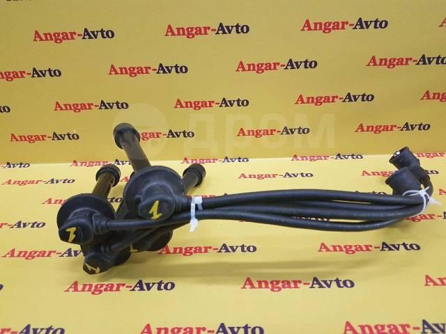 Высоковольтные провода. Mitsubishi: RVR, Chariot, Galant, Lancer, Libero, Mirage, Emeraude, Eterna, Colt, Bravo Двигатели: 4G64, 4G93, 4G63, 4G92