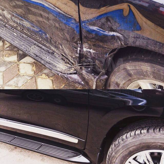 Кузовной ремонт автомобилей любой сложности