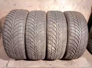 Bridgestone Blizzak LM-32. Зимние, без шипов, 2014 год, 10%, 4 шт
