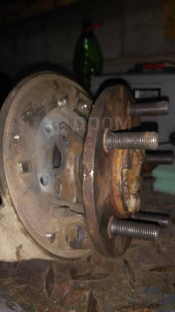 Привод, полуось. SsangYong Actyon Sports Двигатели: D20DT, D20DTR