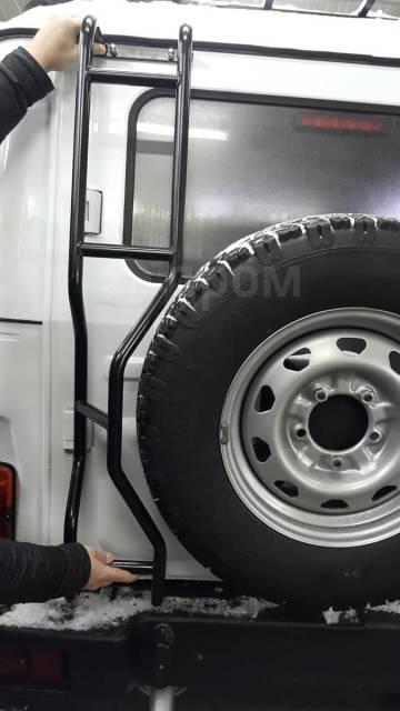 Колесо запасное. УАЗ Хантер, 315195 Двигатели: ZMZ51432, ZMZ40905