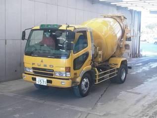 Mitsubishi Fuso. Миксер Mitsubishi FUSO, 8 200куб. см., 3,00куб. м. Под заказ