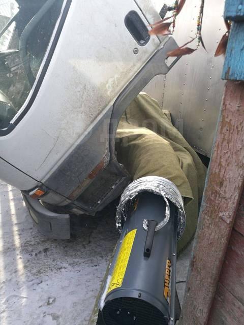 Отогрев авто, запуск двигателя Хабаровск