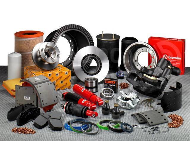 Запчасти для грузовиков и прицепов Iveco, MAN, DAF, Scania, Volvo, Renault