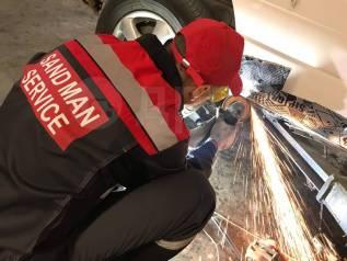 Кузовной ремонт пескоструй сварка антикор раптор антиграв