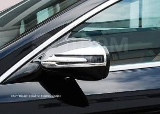 Накладка на зеркало. Mercedes-Benz SL-Class, R230. Под заказ