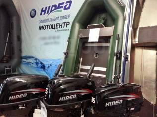 Hidea. 2-тактный, бензиновый, нога S (381 мм), 2017 год год