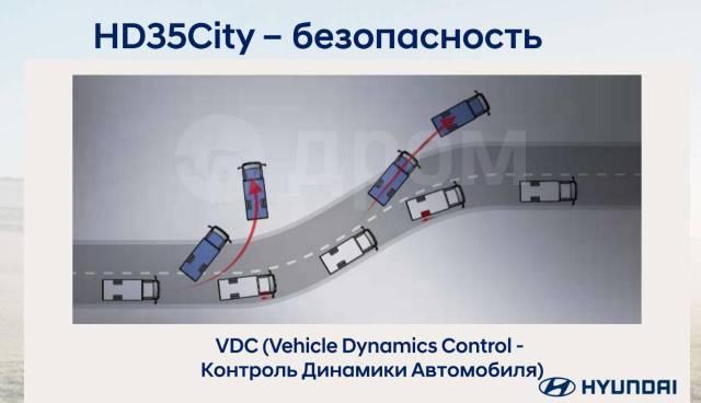 Hyundai HD35. Hyundai HD-35 City, 2 497куб. см., 1 077кг., 4x2. Под заказ