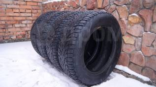 Gislaved Nord Frost 100. Зимние, шипованные, 2013 год, 10%, 4 шт