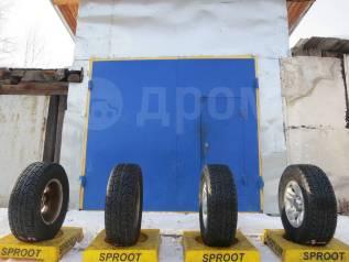 Bridgestone Dueler A/T 694. Летние, 30%, 4 шт