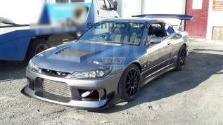 Обвес кузова аэродинамический. Nissan Silvia, S15 Двигатели: SR20DE, SR20DET