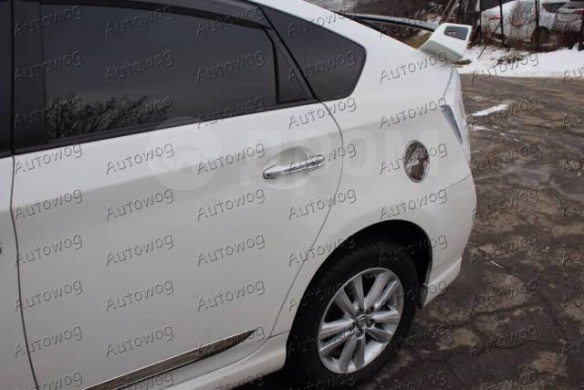 Крышка топливного бака. Toyota Prius, ZVW30, ZVW30L, ZVW35