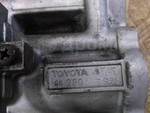 Датчик положения дроссельной заслонки. Toyota: Platz, Corona, Ipsum, Avensis, Corolla, Probox, Yaris Verso, Tercel, MR-S, Raum, Sprinter, Vista, Echo...