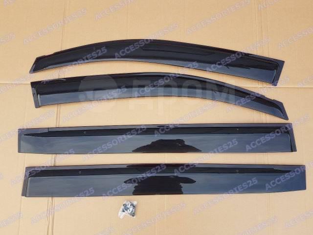 Ветровик. Toyota Voxy, ZRR70G, ZRR70W, ZRR75G, ZRR75W Toyota Noah, ZRR70G, ZRR70W, ZRR75G, ZRR75W