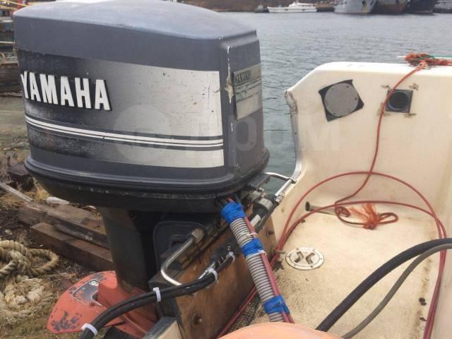 Yamaha Fish 22. 1992 год год, длина 6,00м., двигатель подвесной, 200,00л.с., бензин