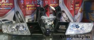 Фара противотуманная. Honda Civic Hybrid Honda Civic, FD1, FD2, FD3, FD Двигатели: LDA2, R16A1, R16A2, R18A1, R18A2