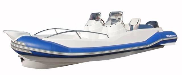 Winboat R53. 2018 год год, длина 540,00м., 120,00л.с. Под заказ