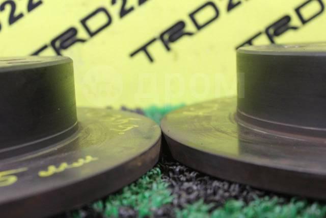 Диск тормозной. Toyota: Mark X Zio, Vanguard, Harrier, Sai, Mark X, RAV4 Двигатели: 2AZFE, 2GRFE, 2ARFXE, 3ZRFAE, 2AZFXE, 1ADFTV, 1AZFE, 2ADFHV, 2ADFT...