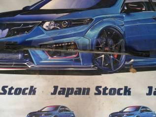 Жесткость бампера. Honda Accord, CF2, CF3, CF4