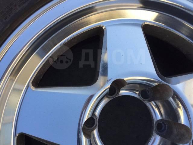 "275/70 R16 Bridgestone Blizzak DM-Z3 литые диски 6х139.7 (K11-1612). 8.0x16"" 6x139.70 ET0"