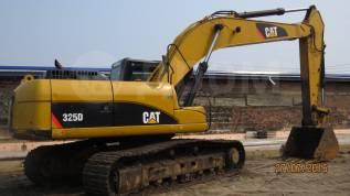 Услуги экскаватора Caterpillar 325d